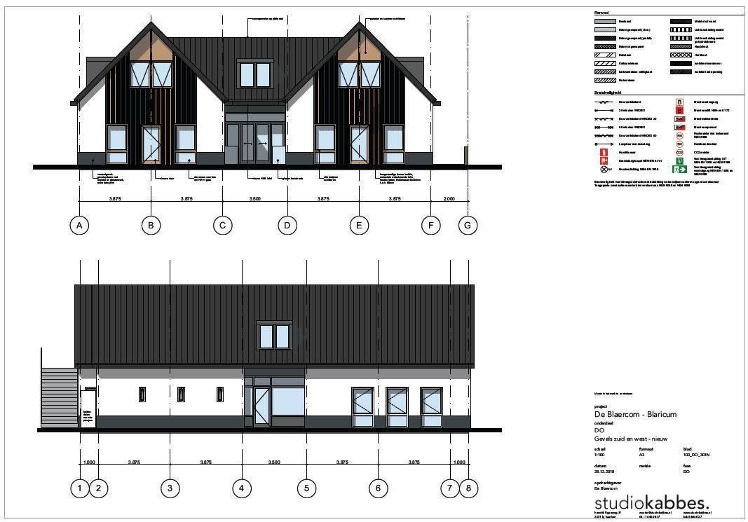 Verbouwing Dorpshuis Blaercom Blaricum Gooi