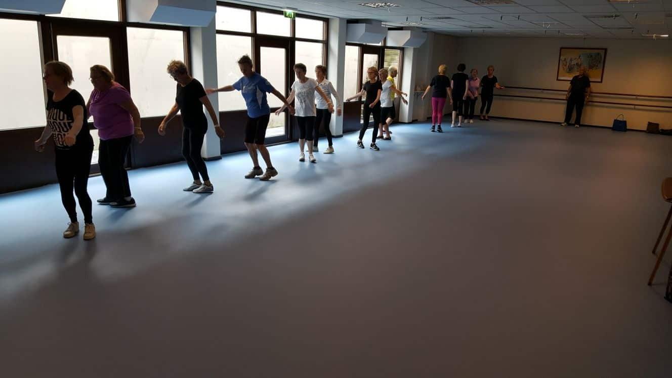 Dames Gym Blaricum In Dorpshuis Blaercom Piet Schaap