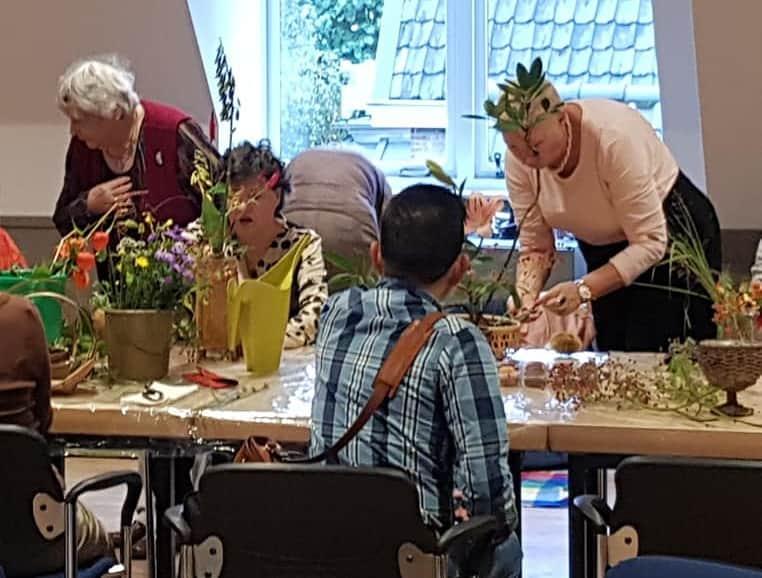 Japans Bloemschikken Ikebana Blaricum In Blaercom