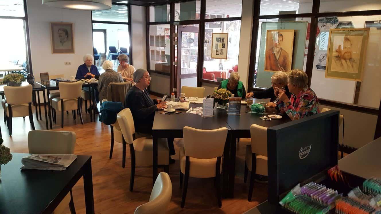 Spelletjesdag Blaricum In Dorpshuis Blaercom