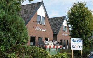 Blaercom verbouwing dorpshuis Blaricum
