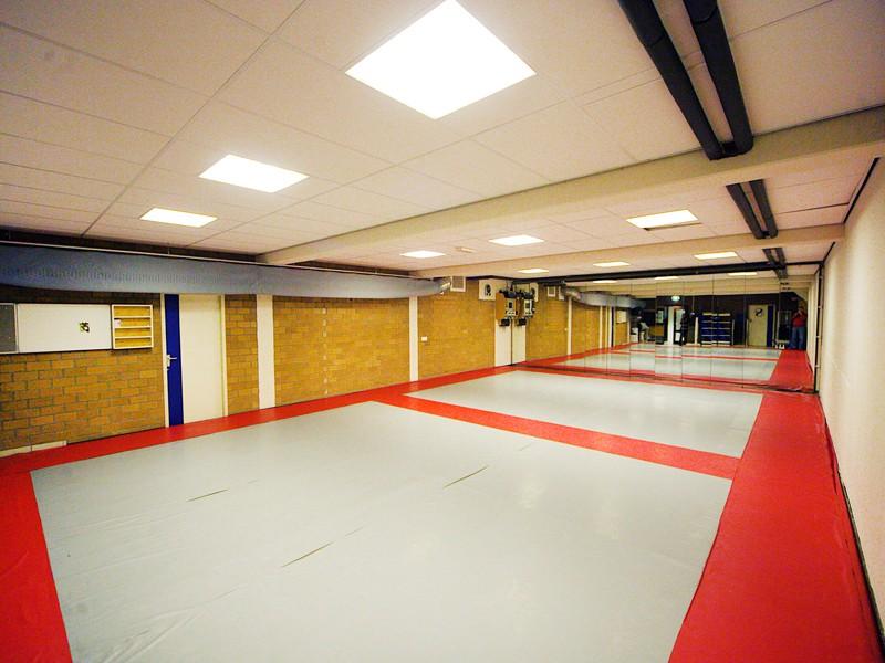 K6 H Kruyderzaal Sportzaal Kelder - Dorpshuis Blaercom Blaricum