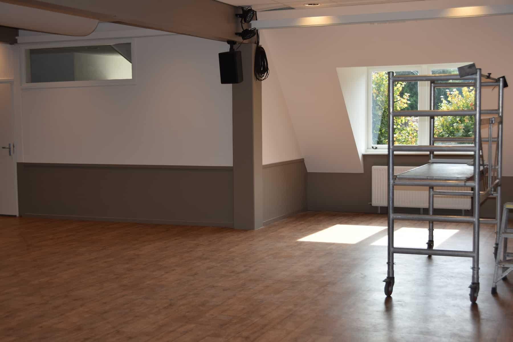 Renovatie Dorpshuis Blaricum - Blaercom