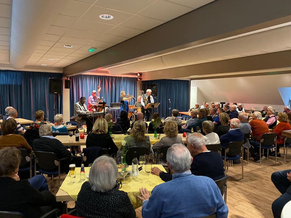 Blaercom Jazz Cafe 20 Oktober 2019 Saskia Laroo