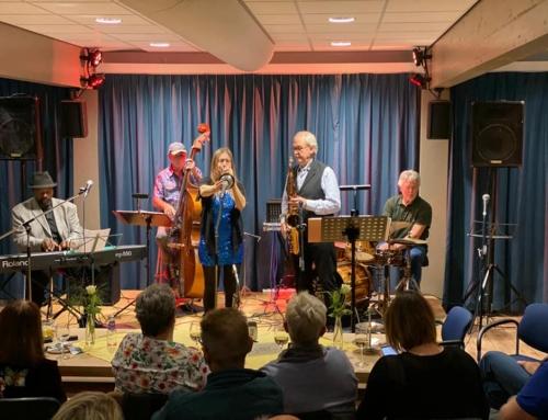 Eerste Blaercom Jazz groot succes