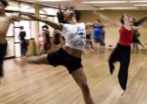 Jazz Ballet Blaricum In Dorpshuis Blaercom