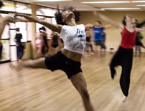 Jazz Ballet in het Gooi in Dorpshuis Blaercom Blaricum
