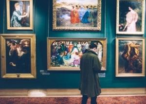 Kunstgeschiedenis Leren In Dorpshuis De Blaercom In Blaricum