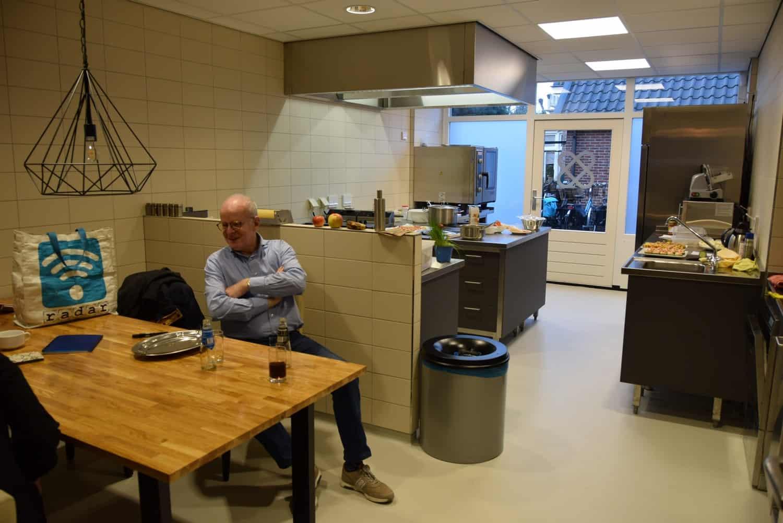 Keuken Dorpshuis Blaercom Blaricum Kookworkshops