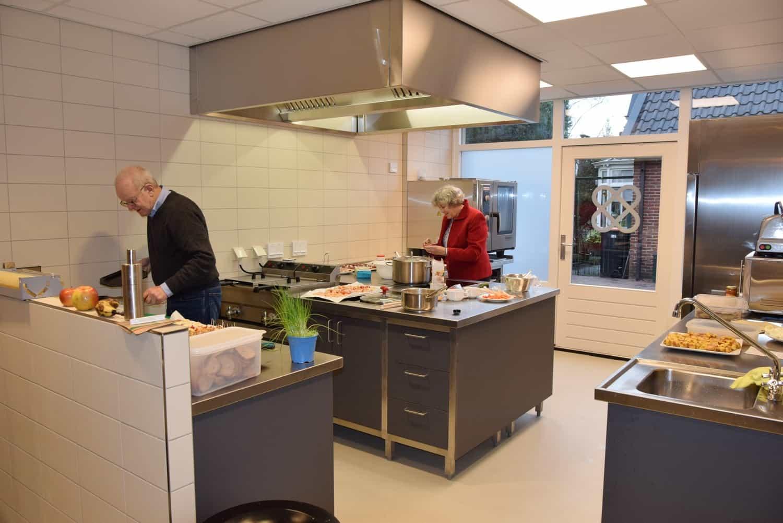 Keuken Voor Kookworkshops Blaercom Blaricum
